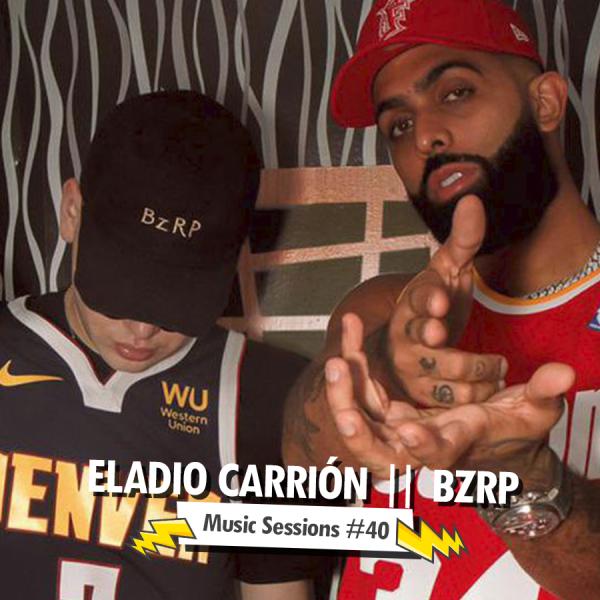 Eladio Carrión BZRP Music Sessions 40 foto